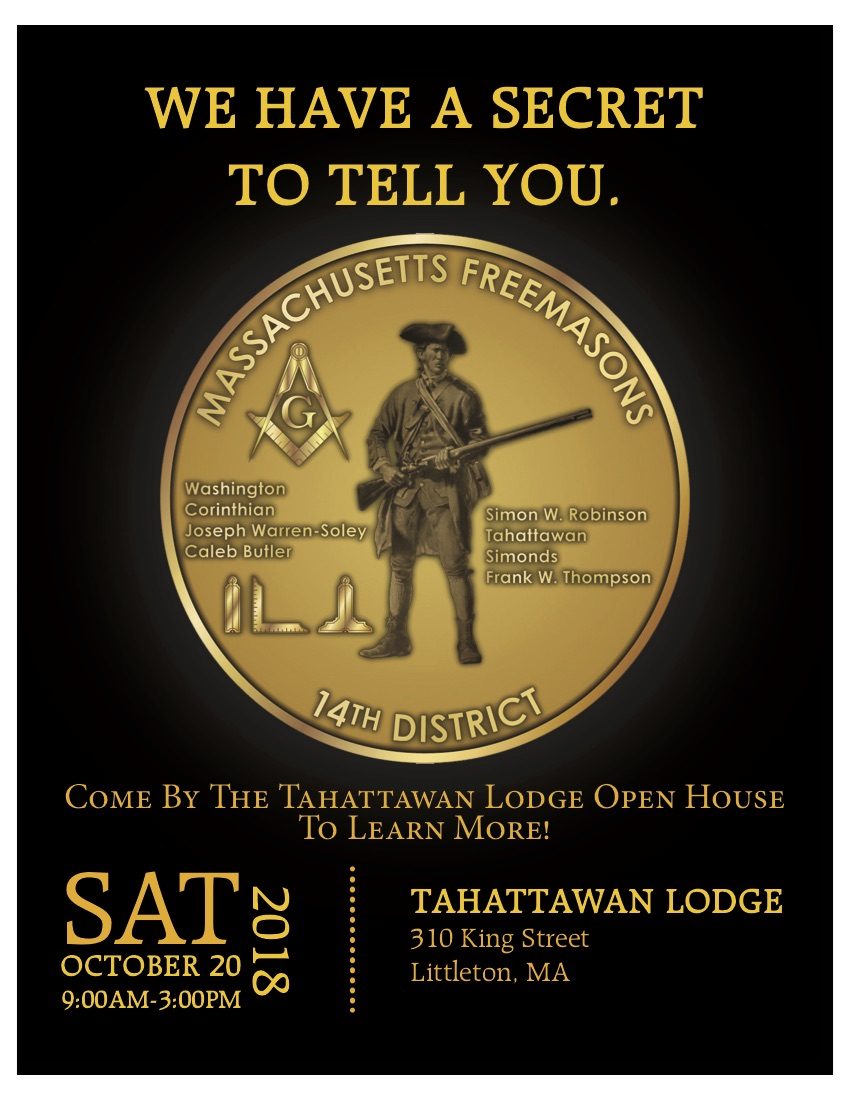 Tahattawan Lodge Open House